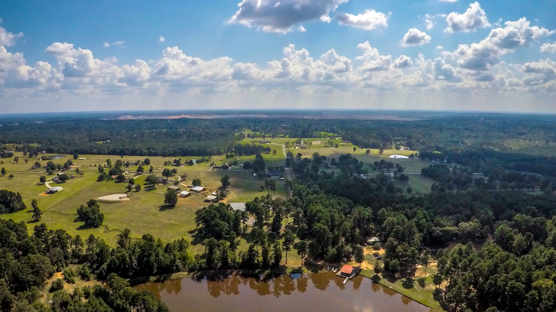 Aerial Drone Photography in Longview, TX by Yumba