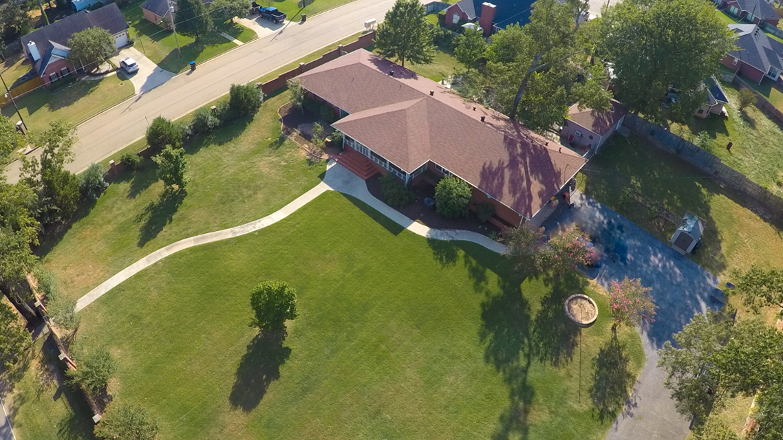Aerial Drone Photography - Longview, Texas